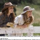 Katy McLaughlin (Alison Lohman) and her mother Nell (Maria Bello) enjoy watching their horses. Photo Credit: Merrick Morton. © 2006 Twentieth Century Fox.