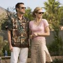 Jim Carrey and Tea Leoni as Dick and Jane Harper in Sony Pictures' Fun with Dick and Jane - 2005