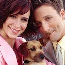 Jennifer Love Hewitt and Breckin Meyer in Garfield - 2004