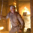 "Samuel Jackson, stars as the leader of the Paladins, a secret sect sworn to destroy the ""Jumpers."". Photo credit: Michael Gibson. TM and © 2008 Twentieth Century Fox and Regency Enterprises. All Right Reserved."