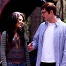 Mila Kunis as Michelle and Ben Gourley as Rick in First Independent Pictures' Moving McAllister.