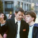 Campbell Scott and Jesse Eisenberg in Artisan's Roger Dodger - 2002