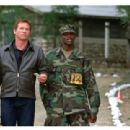 "Val Kilmer (left) and Derek Luke in Franchise Pictures' ""Spartan,"" also starring William H. Macy, distributed by Warner Bros. Pictures."