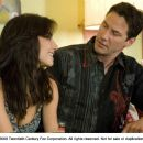 From left: Martha Higareda and Keanu Reeves in STREET KINGS.