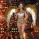 Behati Prinsloo 2014 Victorias Secret Fashion Show Runway Nyc