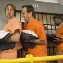 Dax Shepard and Will Arnett in Universal Pictures' Let's Go to Prison - 2006