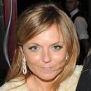 Geri Halliwell - Leaving A Restaurant In Fulham, March 24 2009