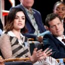 Lucy Hale – Winter TCA Press Tour in Pasadela - 454 x 420