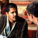 Jay Hernandez stars as Erali in NOMAD: The Warrior. Photo courtesy of The Weinstein Company/2007.