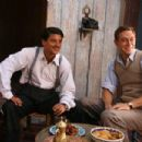 Said Taghmaoui as Said Chahine and JJ Feild as Bobby Goldman in O JERUSALEM. Copyright © 2006 Samuel Goldwyn Films. All rights reserved.