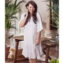 Martine McCutcheon for Fashion World Crochet Smock Dress - 454 x 571