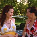 Molly Shannon as Trish and Elizabeth Reaser as Julep in Bruce Leddy drama music 'Sing Now or Forever Hold Your Peace'