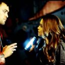 "Alex Hassell (""Nick,"" left) and Gina Phillips (""Anna,"" right) star in New Line Home Entertainment's horror film The Sickhouse. - 454 x 313"