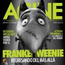 Acine Magazine Cover [Colombia] (October 2012)