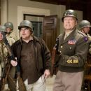 Kevin P. Farley as Michael Malone and Kelsey Grammer as George S. Patton in An American Carol. - 454 x 275