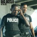 Will Smith and Martin Lawrence in Columbia's Bad Boys II - 2003