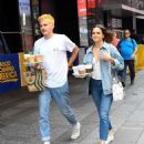 Bailee Madison – Out for a coffee in New York City - 454 x 534