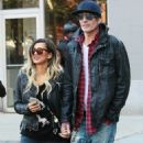 Tommy Lee & Sofia Toufa in NYC - 454 x 573