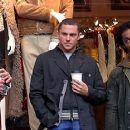 Jonathon Trent as Joey, Derek Magyar as X and Darryl Stephens as Andrew in Q. Allan Brocka drama movie 'Boy Culture' - 427 x 247