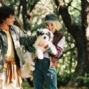 Josh Hutcherson and AnnaSophia Robb in BRIDGE TO TERABITHIA