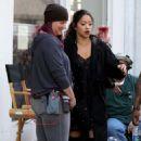 Gina Rodriguez on 'Someone Great' movie set in Soho - 454 x 720