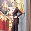 Abbey Lee Mad Max Fury Road Premiere In Hollywood