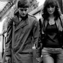 Sam Riley and Alexandra Maria Lara in Anton Corbijn's CONTROL. Photo by: Dean Rogers. Courtesy of The Weinstein Company.