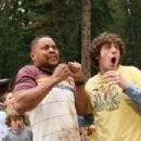 Cuba Gooding Jr. (left) and Josh McLerran star in DADDY DAY CAMP, a TriStar Pictures release. Photo credit: Susie Ramos