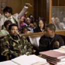 ICE CUBE (left), KATT WILLIAMS (center) and TRACY MORGAN (right) star in Screen Gems' comedy FIRST SUNDAY. Photo by: Tony Rivetti Jr. © 2007 Screen Gems, Inc. All Rights Reserved.