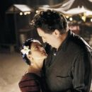 Salma Hayek and Alfred Molina in Miramax's Frida - 2002