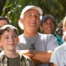 "Jimmy Buffett as ""Mr. Ryan"" in New Line Cinema's upcoming mystery adventure, HOOT. ©2005 Glenn Watson/New Line Productions"