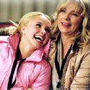 Kim Cattrall and Hayden Panettiere in Ice Princess.
