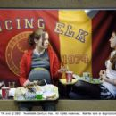 From left: Ellen Page and Olivia Thirlby in JUNO. Photo Credit: Doane Gregory