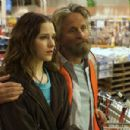 Michael Douglas as Charlie and Evan Rachel Wood