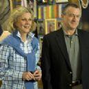 Blythe Danner and Robert De Niro stars as Jack and Dina Byrnes in Meet the Fockers.