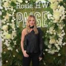 Rosie Huntington-Whiteley – Rosie HW x PAIGE Fall Collection 2017 launch in Los Angeles - 454 x 710