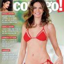 Luciana Gimenez - Contigo! Magazine Cover [Brazil] (14 December 2015)