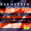 A White House Cantata  Music By Leonard Bernstein,Alan Jay Lerner, - 454 x 454