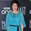 Helen McCrory – 'Peaky Blinders Premiere in London - 454 x 625