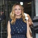 Heather Graham – Arriving at the AOL Build Speaker Series in NY - 454 x 750