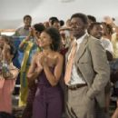 Sue Davis (Kimberly Elise) and Elston (Bernie Mac) in drama sport 'Pride' 2007