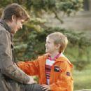 Josh Hartnett and Dakota Goyo play as Erik and Teddy in Resurrecting the Champ - 2007. ©2007 Yari Film Group Releasing.