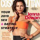 Jenna Dewan – Cosmopolitan Magazine (January 2019)