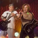 Left: Kyle Gass as KG; Right: Jack Black as JG and directed by Liam Lynch.