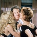 Goldie Hawn, Geoffrey Rush and Susan Sarandon in Fox Searchlight's The Banger Sisters - 2002