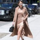 Gigi Hadid spotted in New York on May 9, 2016