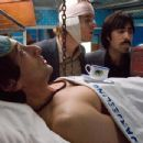 Adrien Brody, Owen Wilson and Jason Schwartzman in drama comedy 'The Darjeeling Limited.'