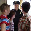 Kevin Chamberlin star as Officer Jennings in Gregory Wilson horror thriller 'The Girl Next Door.'