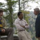 Jesse Eisenberg, Terrence Howard and Richard Gere star in Richard Sheperd's The Hunting Party. Courtesy of The Weinstein Company, 2007/Karen Ballard