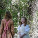 Thea Rose, who plays Lilybet, provides an unseen strength to Cadi Forbes. © 2007 Twentieth Century Fox Home Entertainment FoxFaith LLC. All Rights Reserved.